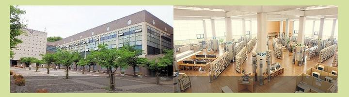 오이타 현립 도서관 홈페이지
