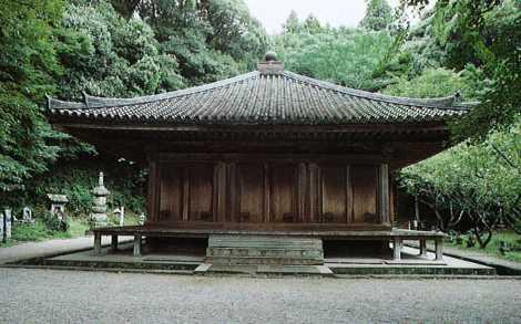 富貴寺大堂