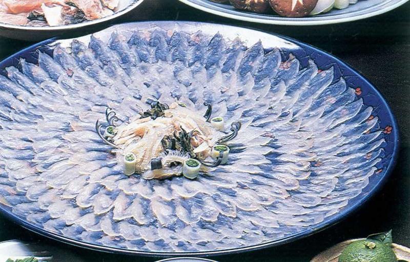 夜のお食事 - ふぐの呉竹