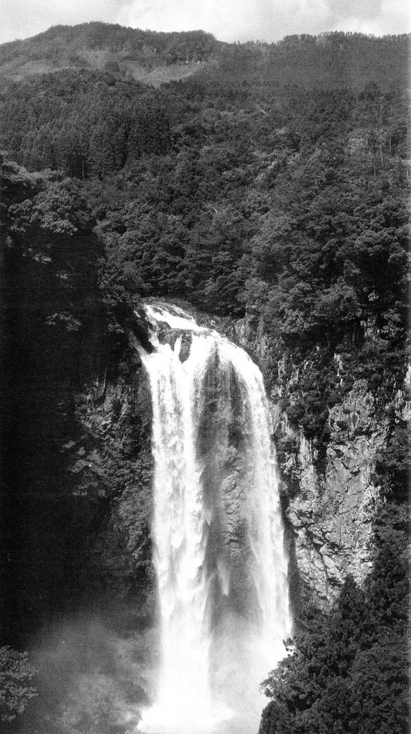 福貴野の滝 -宇佐市安心院町-