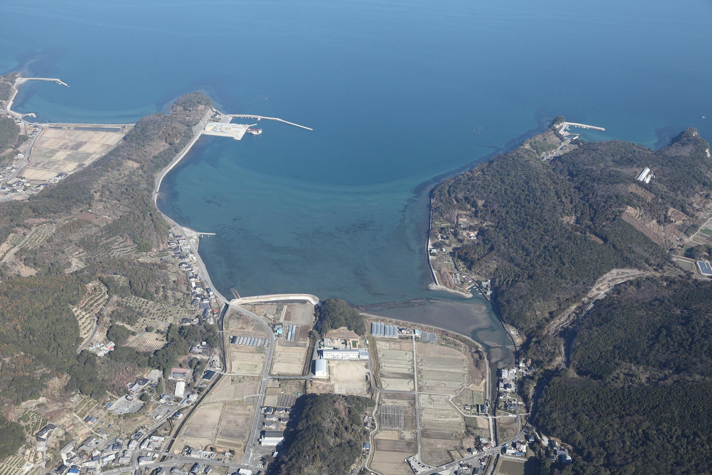 地方港湾(13港) - 大分県ホームページ