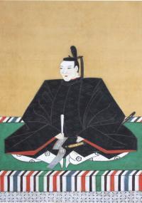 岡藩主中川秀成画像(竹田・碧雲寺所蔵)