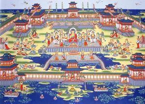 富貴寺大堂壁画復元